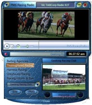 PMS Racing Radio screenshot